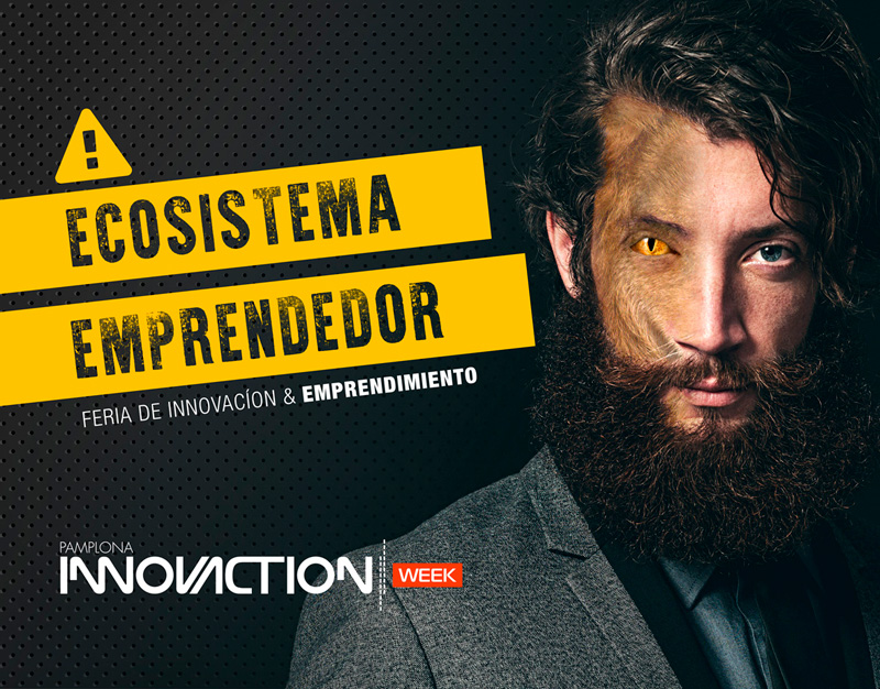 Creatividad para Feria de Emprendimiento Innovaction Week