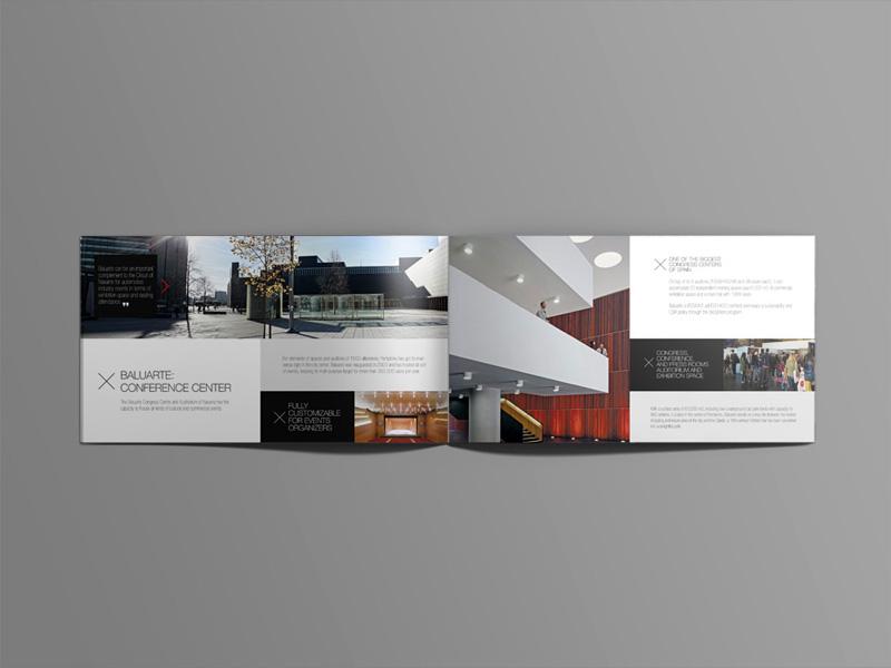 Diseño y maquetación catálogo Presentaciones Automoción