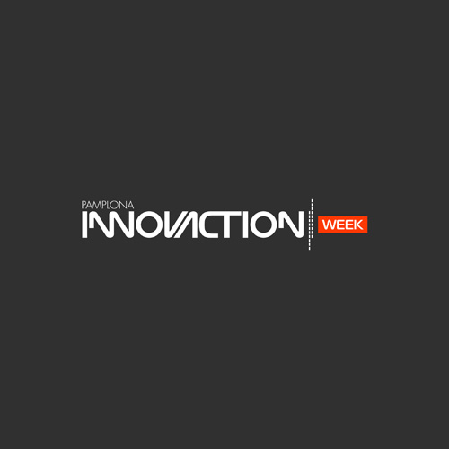 Diseño de logotipo Innovaction Week